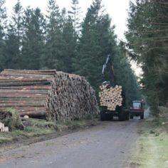 Tømmerstak