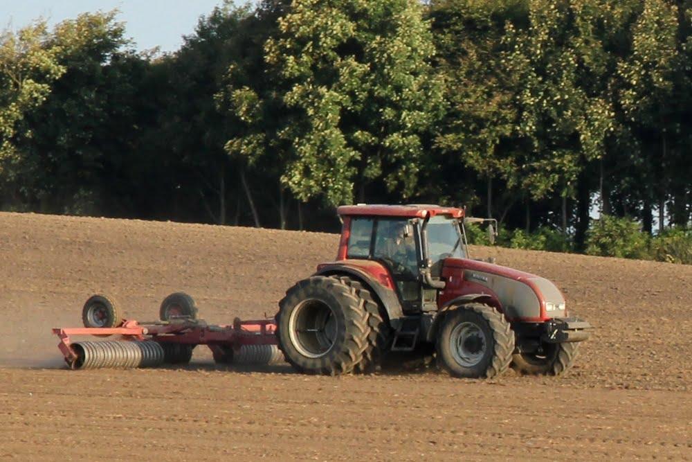 Afretning og jordpakning